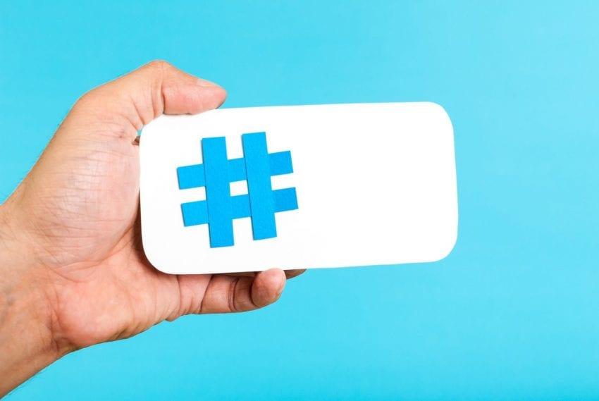 Hashtags 850x569