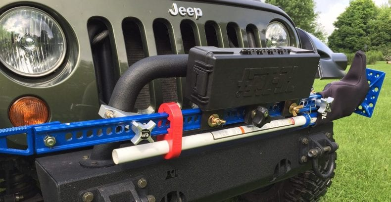 Hi Lift 4x4 jeep with farm jack 790x408