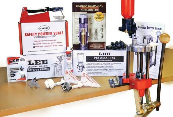 Lee Precision Classic Turret Press