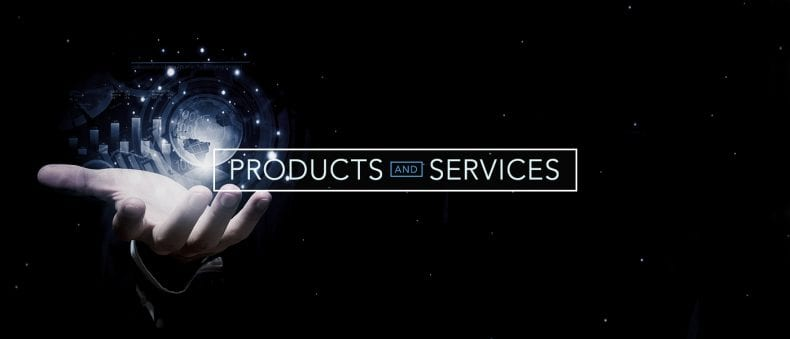Products and services 790x339
