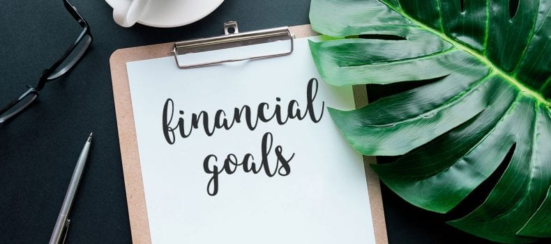 financial goals 790x351