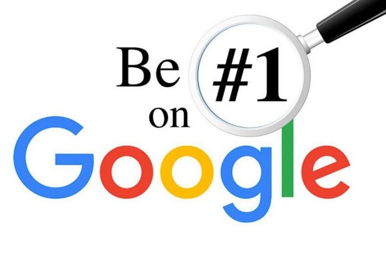 high Google rankings. 790x527