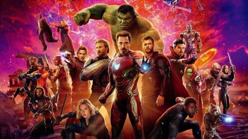 Avengers' Infinity War 790x444