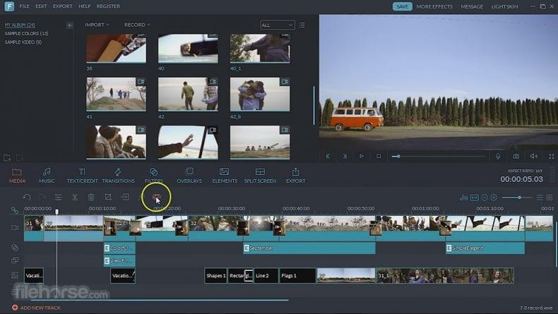 Benefits of Wondershare Filmora Video Editor for Windows 790x445