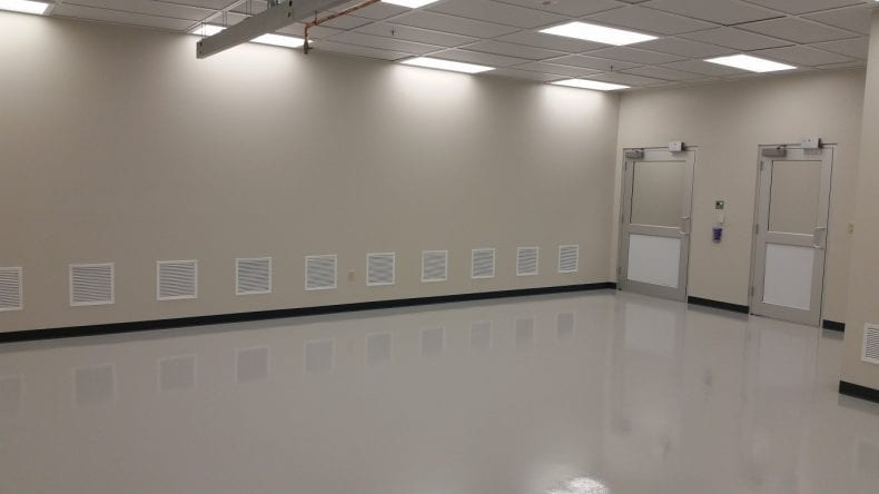 Cleanroom space 790x444