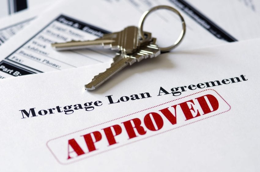 Home Loan Approved 850x563