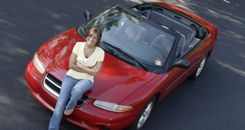 Insuring a Red Car Will Cost You More 1 790x421