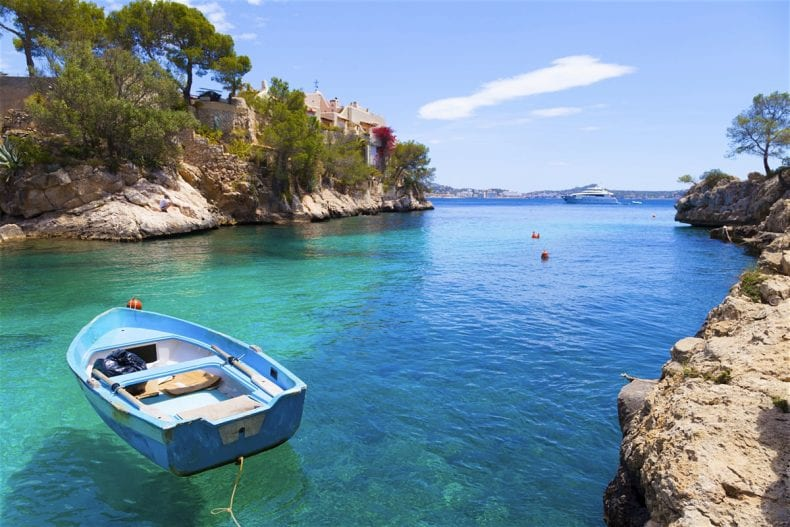 Mallorca Has Become A Second Home For Many Brits and Europeans 790x527