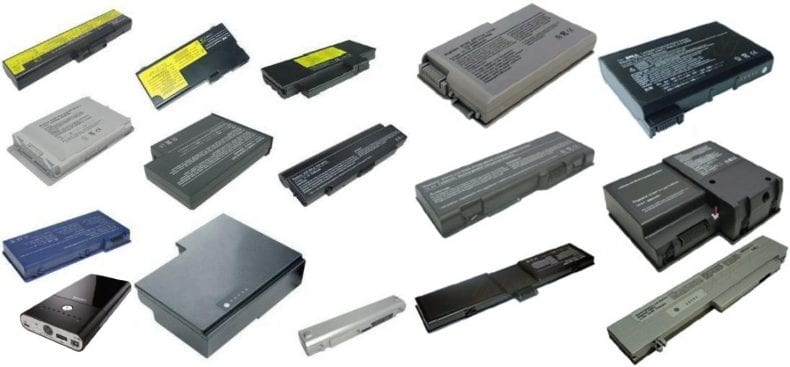 Old Laptop Batteries 790x367