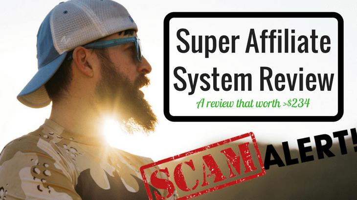 Super Affiliate System Review Is John Crestani A Legit