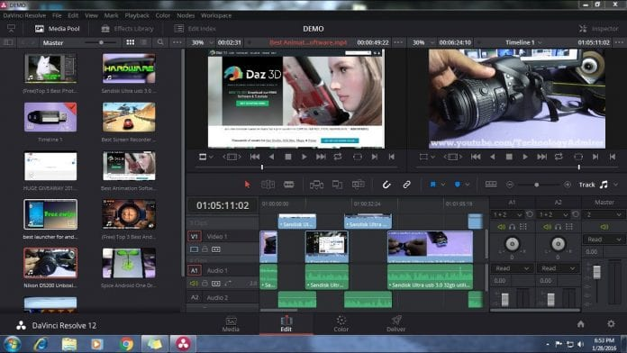 filmora editing software