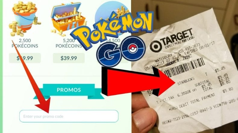What Do We Know About Pokemon Go Promo Codes 790x444