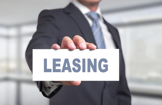 cheap car leasing deal
