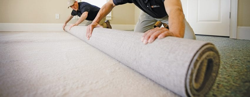 How To Install Carpet Over Hardwood Flooring And Clean