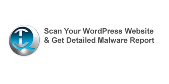 scan your wordpress
