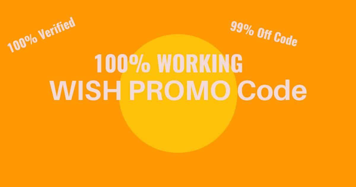 wish shopping made fun promo code