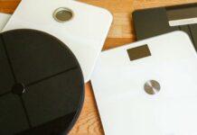 Digital body fat scales 218x150