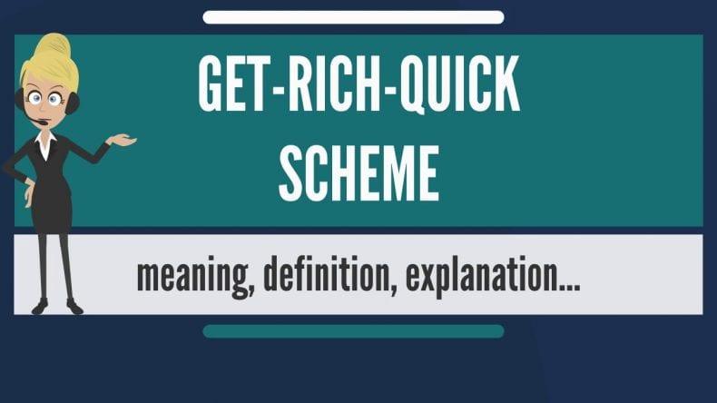 Get Rich Quick Schemes 790x444