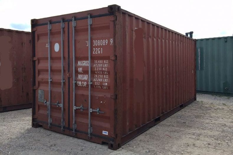 Shipping Container 790x527