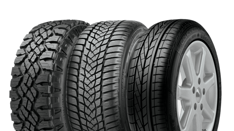Types of tires 790x444