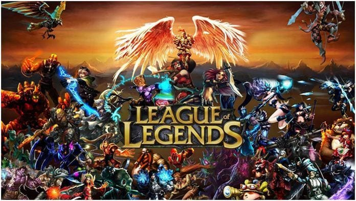What is a league of legends