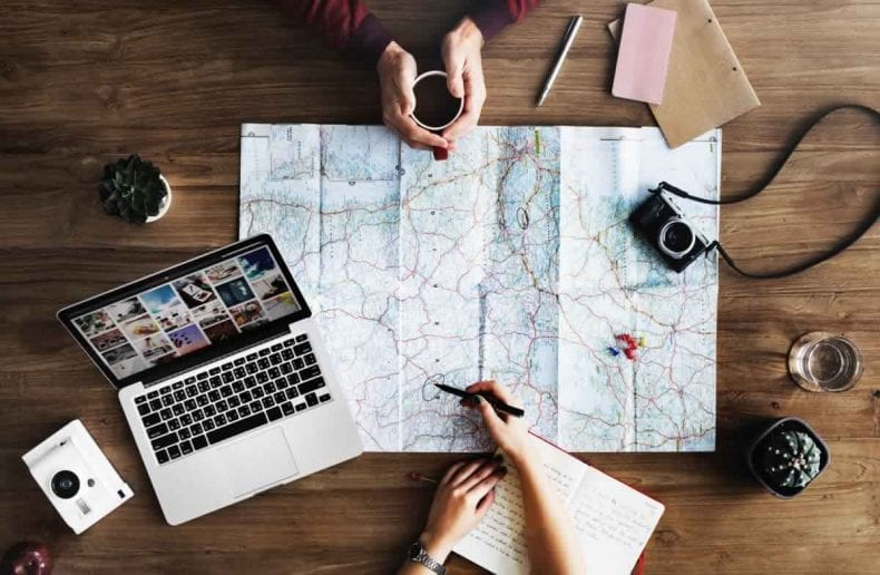 planning vacation 790x516
