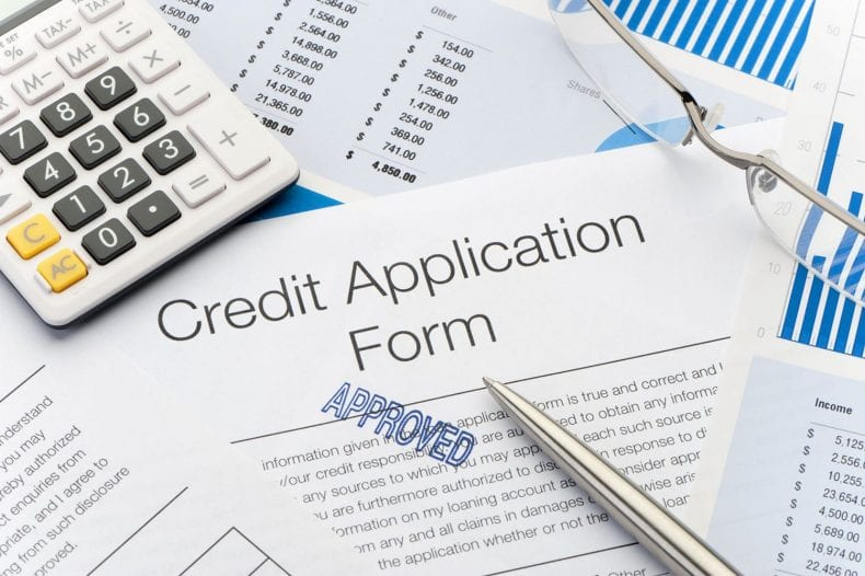 Approved Credit Application 790x526