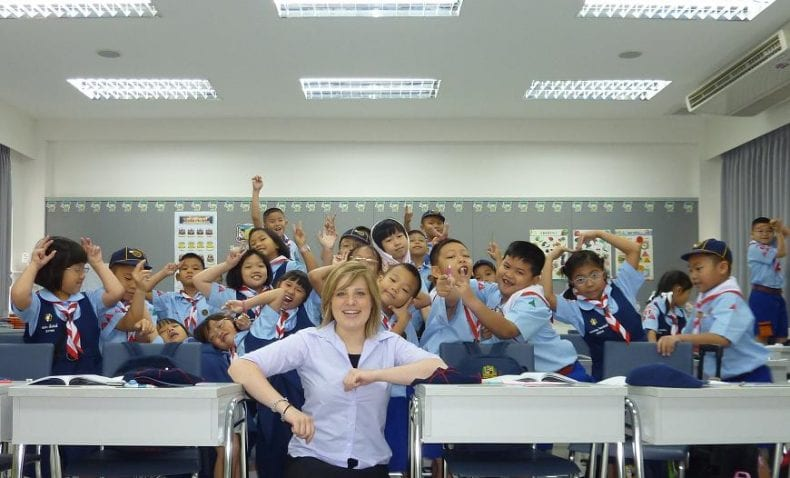 Teaching English Abroad 790x478
