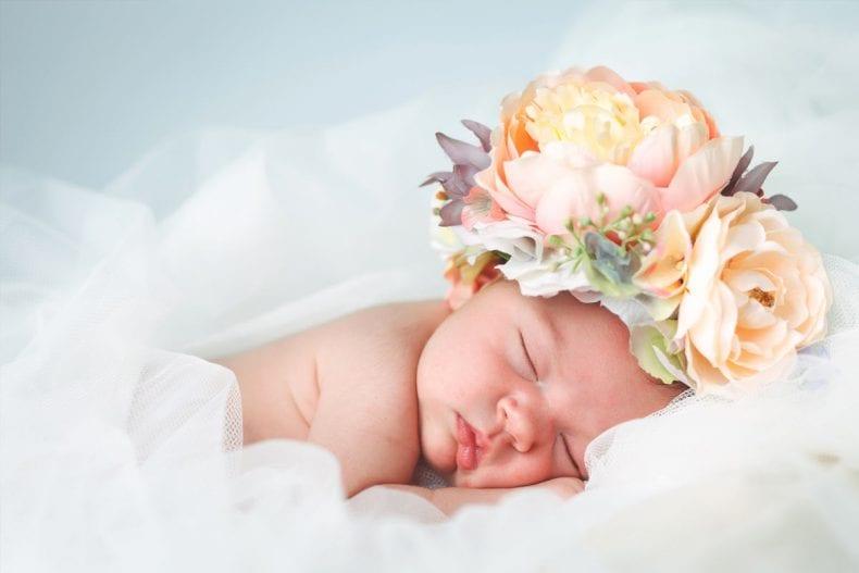 flower baby 790x527
