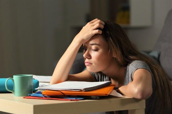 College homework done online