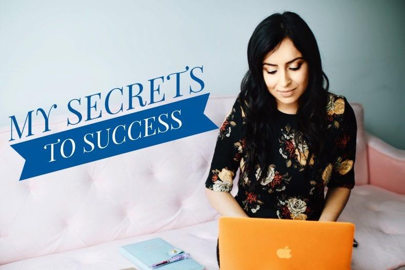 Alisha Taneja blogging 790x527