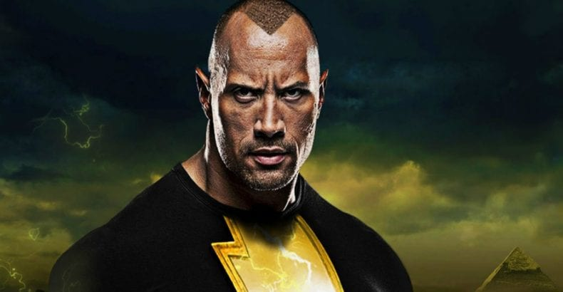 Dwayne Johnson and Black Adam 1 790x410