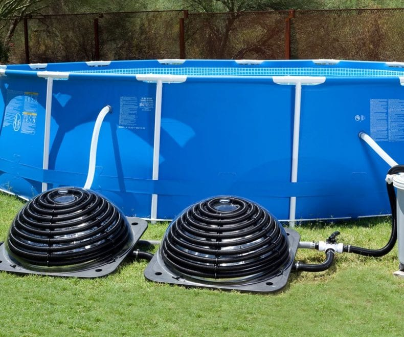 Electric Swimming Pool Heaters 790x658