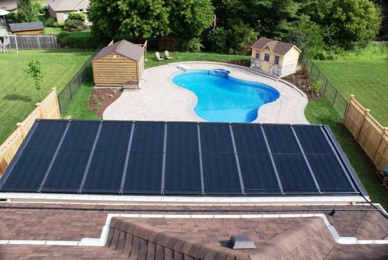 Solar pool heaters 790x529