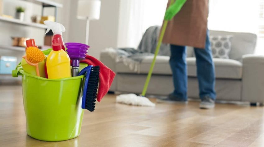 clean your home 850x473