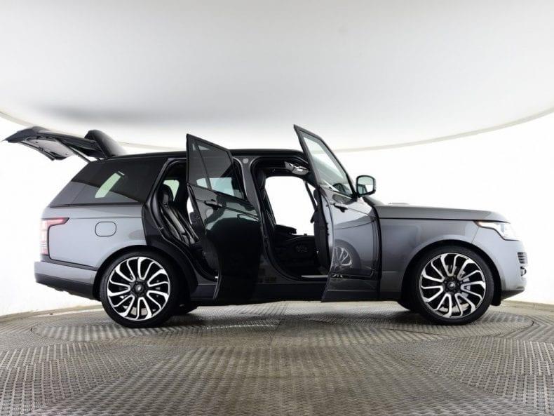 Range Rover Size 790x593