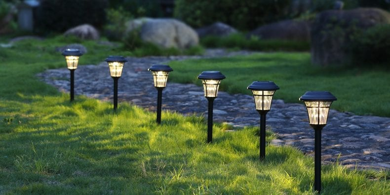 installation of solar lighting 790x395