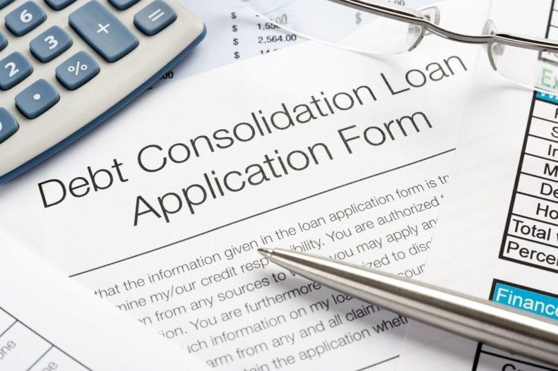 Debts Consolidation 790x526