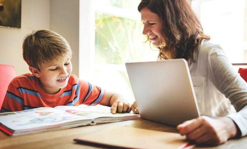 Hybrid Homeschooling 850x513