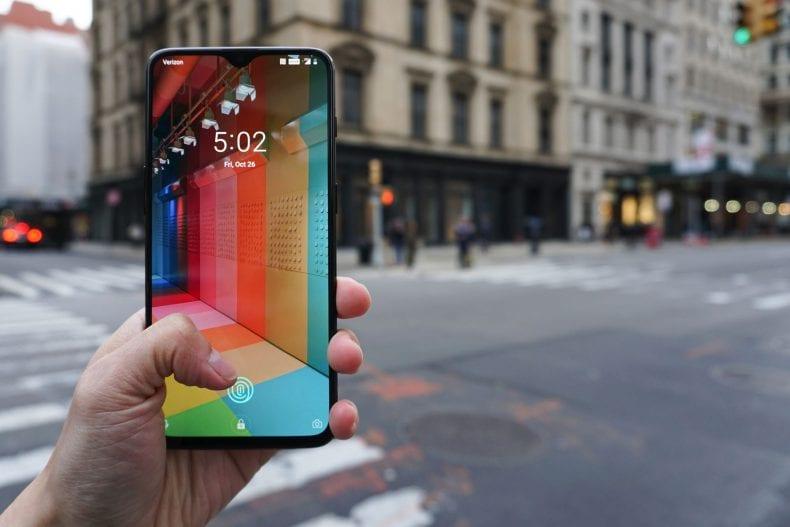 OnePlus 6T 790x527