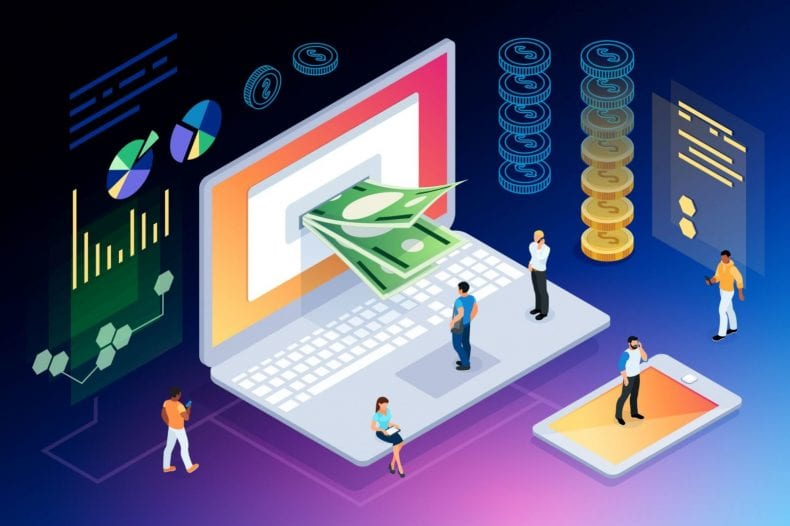 Trading money 790x526