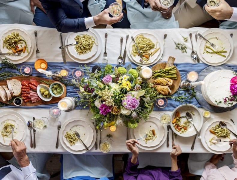 Wedding Food 790x600