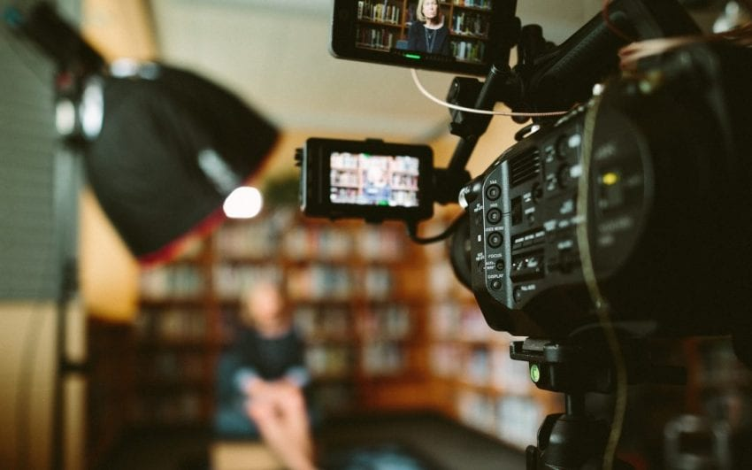 video production in your marketing strategy 850x531