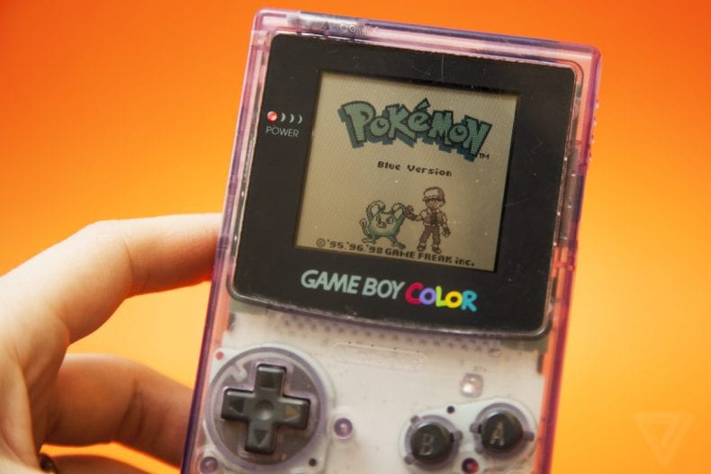 Game Boy 790x527