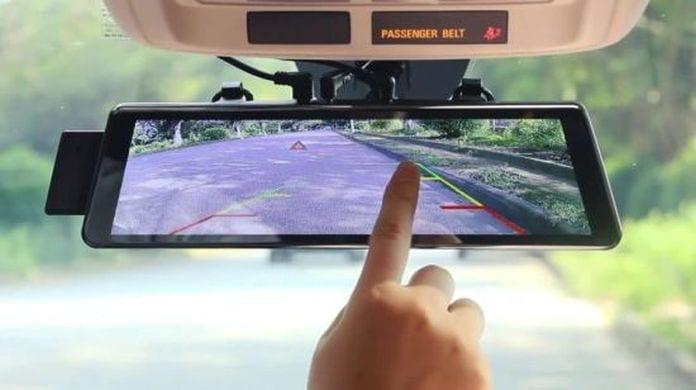 Mirror Dash Camera