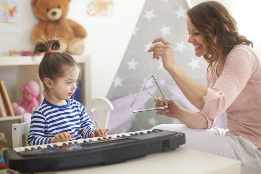 Music Is Important for Child Development 850x567