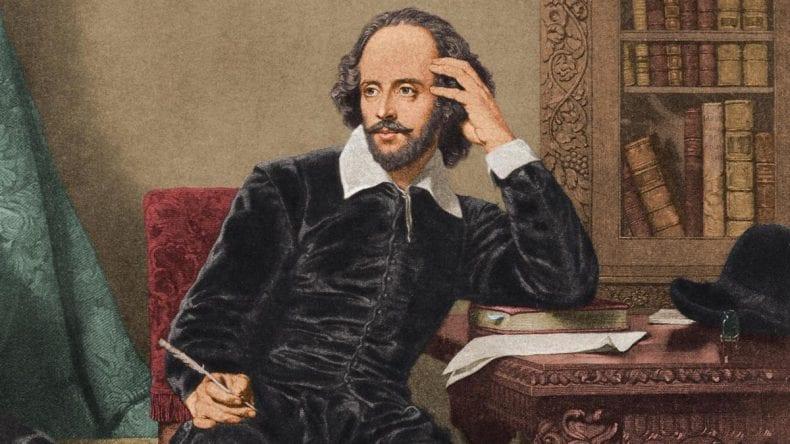 William Shakespeare 790x444