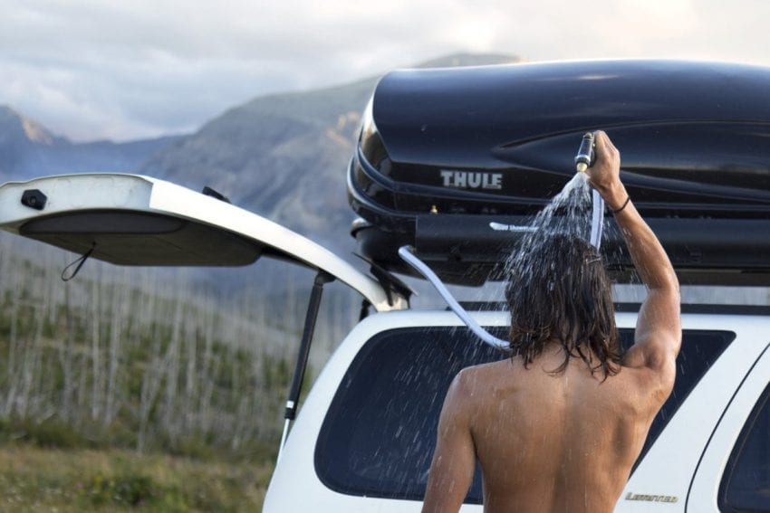 road shower 850x567