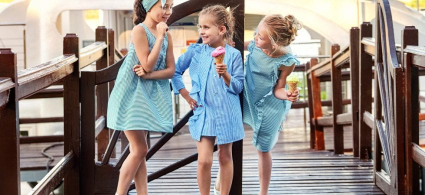 style of clothes for your children 850x390