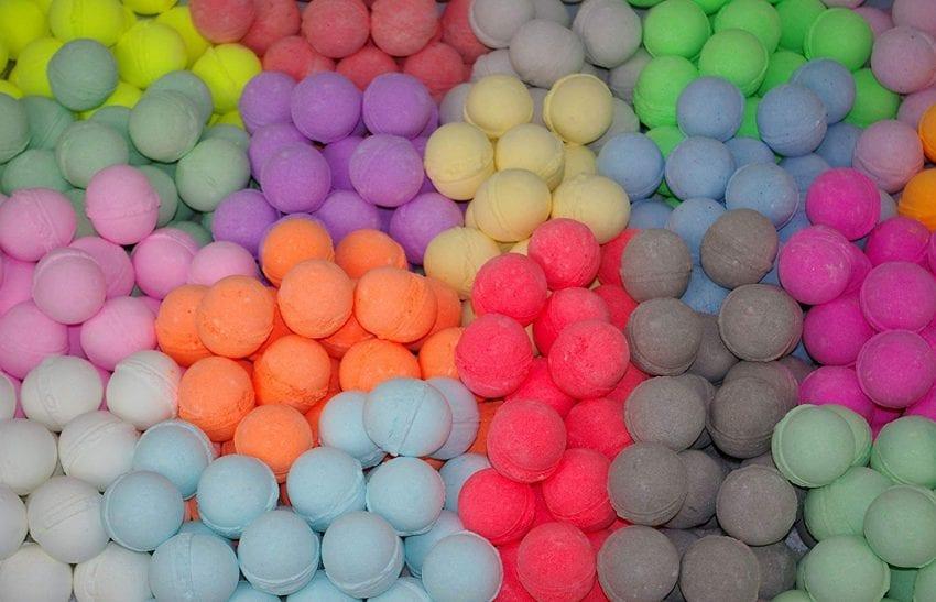 Colorful Bath Bombs 850x547